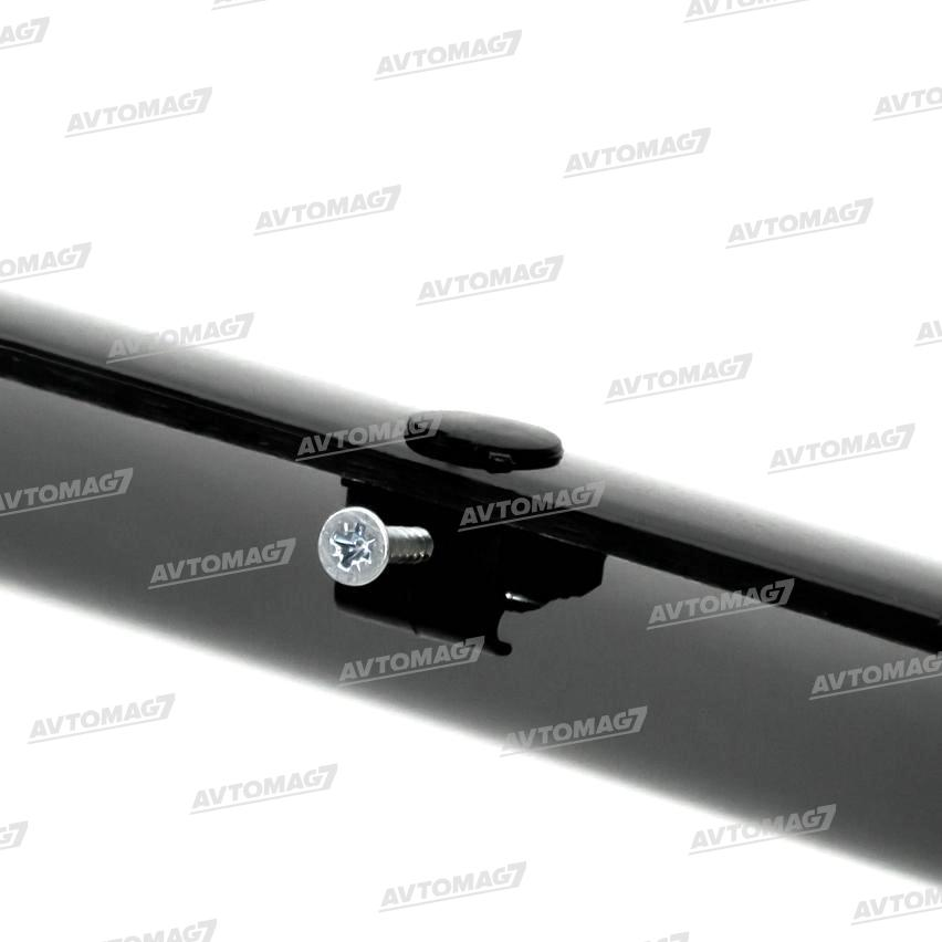 Дефлектор капота (мухобойка) специальные крепления крупно
