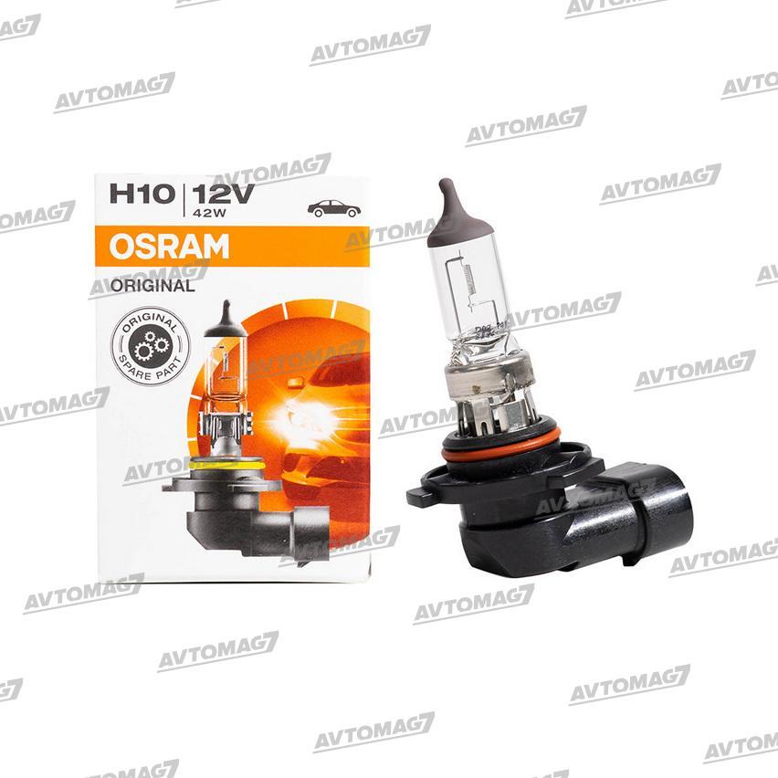 Лампа галогеновая H10 12V-42W 3200K 850LM Osram Original Line