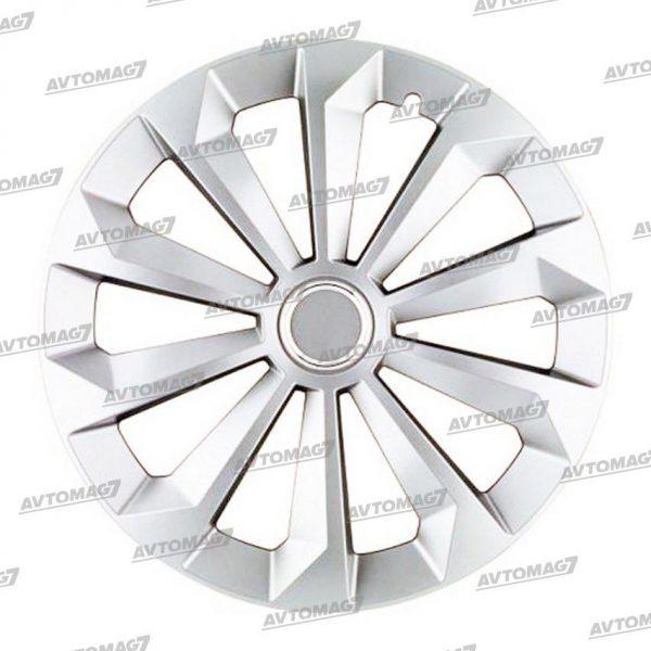Колпаки на Колеса R16 Фейм Ринг Серебро