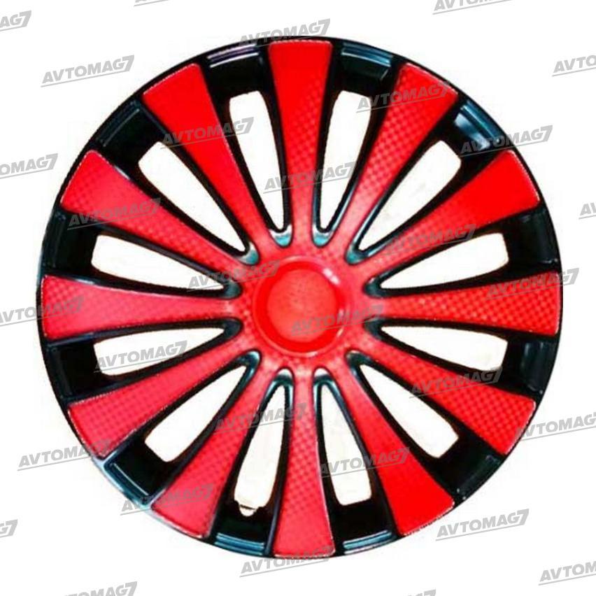Колпаки на Колеса R15 GMK Красные