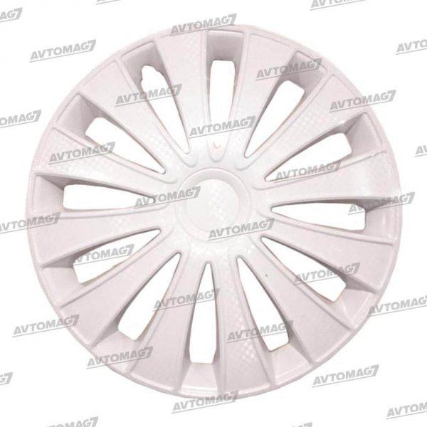 Колпаки на Колеса R15 GMK PRO Белые