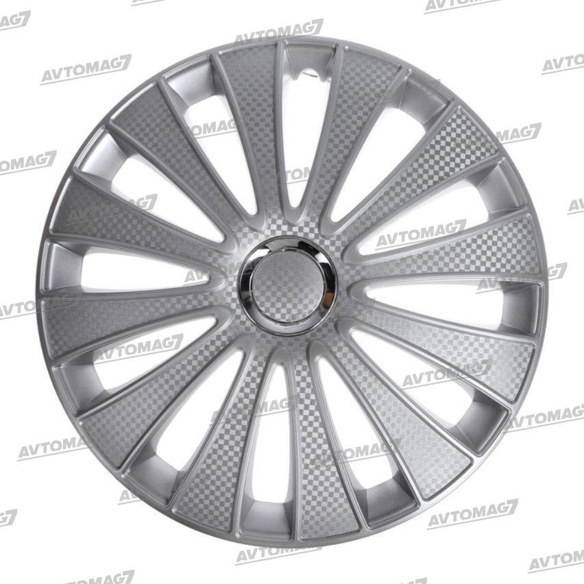 Колпаки на Колеса R15 GMK PRO Серебро
