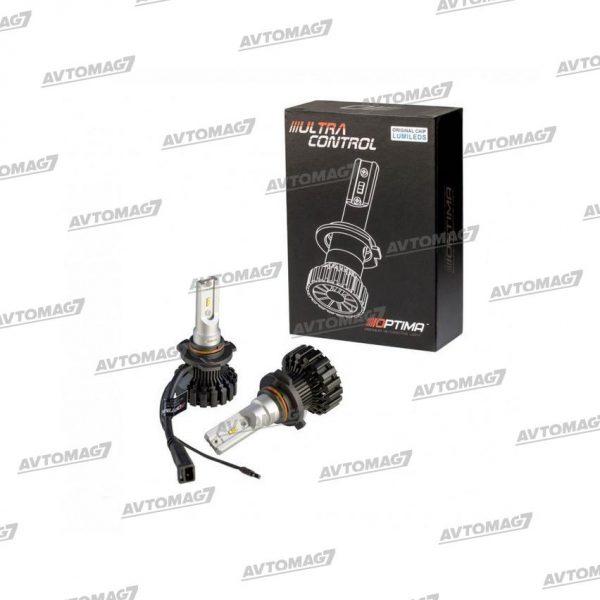 Лампа светодиодная HB3 (9005) 12_24V-65W Optima LED Ultra control, White