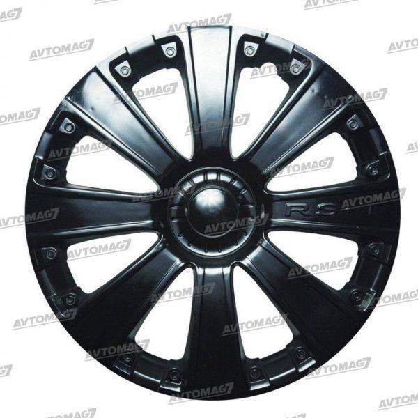 Колпаки на Колеса R14 RS-T Черные