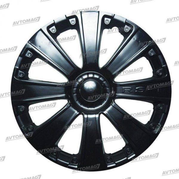 Колпаки на Колеса R16 RS-T Черные