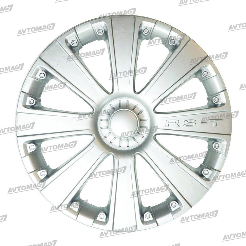 Колпаки на Колеса R15 RS-T Серебро