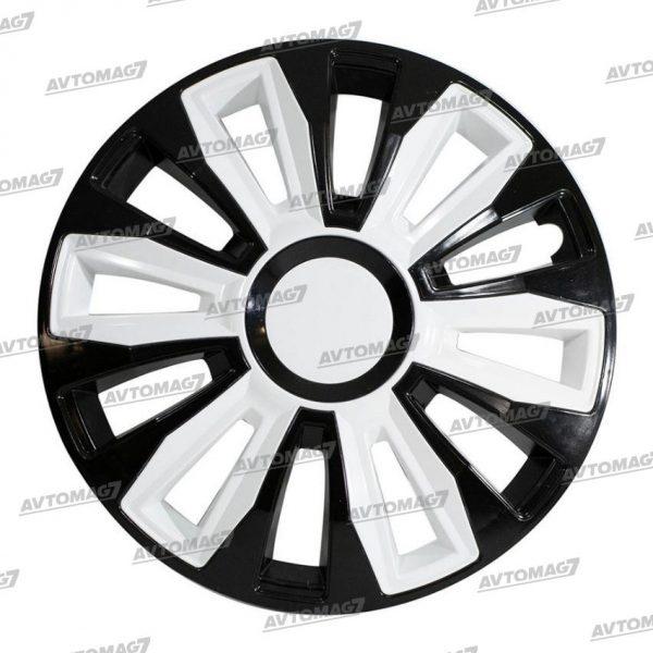Колпаки на Колеса R13 Стингер Черно-белые
